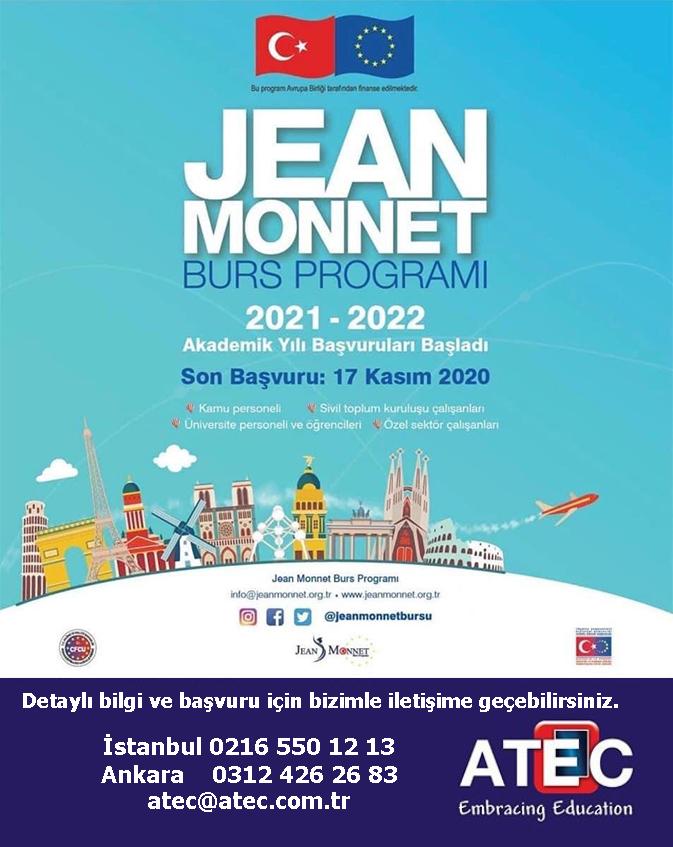 Jean Monnet Bursu