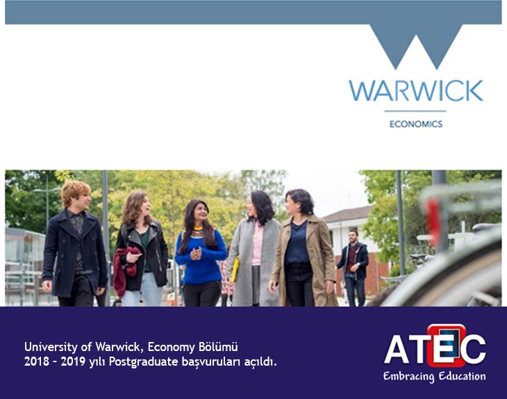 University Of Warwick Economy