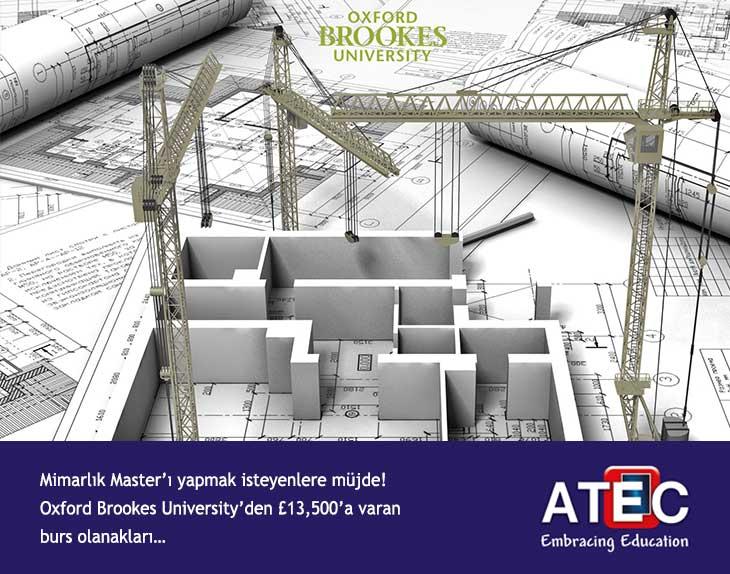Oxford Brookes University Burs