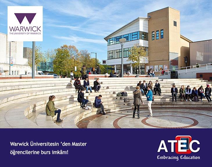 Warwick University Scholarship